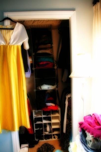 Little House - Little Closet